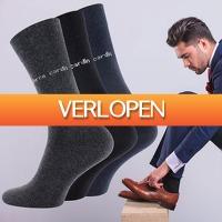 CheckDieDeal.nl: 18 paar Pierre Cardin herensokken