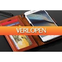 Marktplaats Aanbieding 3: Wallet-case voor iPhone