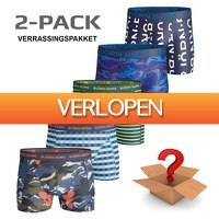 Onedayfashiondeals.nl: 2-pack Bjorn Borg boxershorts