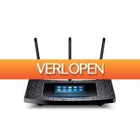 Wehkamp Dagdeal: TP-Link Touch P5 gigabit router