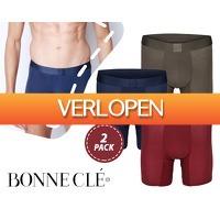 1DayFly Lifestyle: Twee Bonne Cle luxe boxershorts