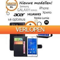 KoopjeNU: Smartphone wallet case + cadeau