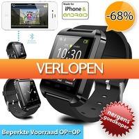 DealDigger.nl 2: Smartwatch voor iPhone en Android