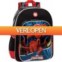 Coolblue.nl 1: Spiderman Blue City backpack
