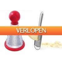 Grotekadoshop.nl: Tafel Rasp RVS + Handrasp