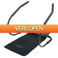 Betersport.nl: Buiktrainer -  Focus Fitnes Ab Shaper met vloermat