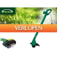 DealDonkey.com 3: Green Arrow elektrische grastrimmer