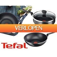 1DayFly Sale: Tefal pannen met thermospot