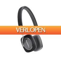 Hificorner.nl: Bowers & Wilkins P3 on-ear hoofdtelefoon