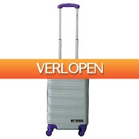 Voordeeldrogisterij.nl: Leonardo handbagage trolley