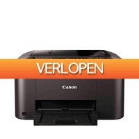 Wehkamp Dagdeal: Canon MAXIFY MB2155 all-in-one printer