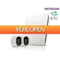 iBOOD.be: Netgear Arlo HD bewakingssysteem