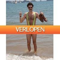 Gadgetknaller: Borat mankini