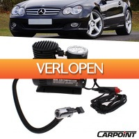 Wilpe.com - Tools: Carpoint mini luchtcompressor