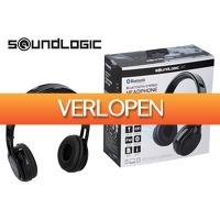 DealDonkey.com 3: Soundlogic Bluetooth Stereo koptelefoon