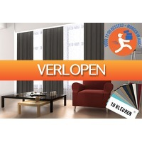 VoucherVandaag.nl: Larson luxe verduisterende gordijnen
