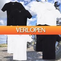 Kiesjekoopje.nl: 6-pack Vinnie-G heren T-shirts