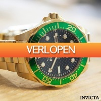 Watch2day.nl: Invicta Pro Diver carbon fiber