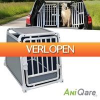 Wilpe.com - Home & Living: Aniqare TravelProtect aluminium transportbox