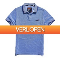 Plutosport offer: Superdry Classic Poolside S/S Pique Polo