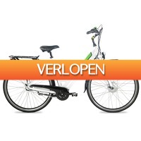 Matrabike.nl: Stokvis E-city Elegance elektrische fiets