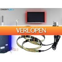 DealDonkey.com 4: Dreamled TV RGB strip
