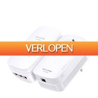 Wehkamp Dagdeal: TP-Link TL-WPA8730 KIT powerline adapter