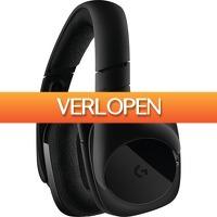 Alternate.nl: Logitech G533 draadloze gaming headset