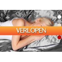 VoucherVandaag.nl: Satijnen kussenslopen