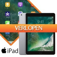 Euroknaller.nl: iPad 2017 WiFi 32GB (A-Grade)