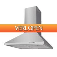VidaXL.nl: Afzuigkap van roestvrij staal