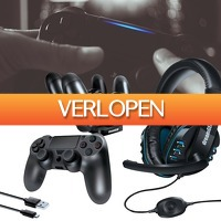 HelloSpecial.com: Veiling: Dreamgear PS4 Gamers kit