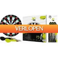 Grotekadoshop.nl: Michael van Gerwen dartbord + pijlen