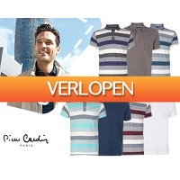 1DayFly Outdoor: Pierre Cardin polo's