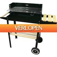 Voordeeldrogisterij.nl: Smoking Bill BBQ en grillwagen XL