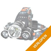 LED-hoofdlamp