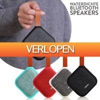 DealDigger.nl 2: Waterdichte bluetooth speakers