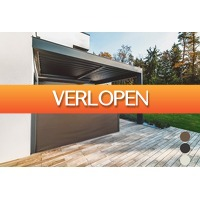 VoucherVandaag.nl: Uittrekbaar wind- en zonnescherm