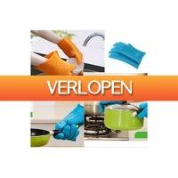 Dailygrabdeals.com: Hittebestendige siliconen handschoen