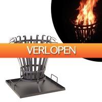 CheckDieDeal.nl 2: Vuurkorf van ijzer