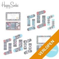 3 Pack Happy Socks in giftbox