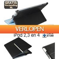 KoopjeNU: iPad 2/3/4 Stand Case + cadeau