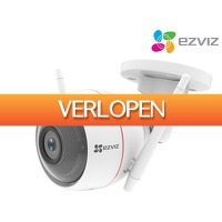 iBOOD.be: EZVIZ Husky Air Outdoor IP-camera