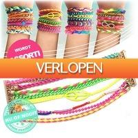 voorHAAR.nl: Kleurrijke Ibiza armbanden