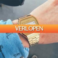 Dealbanana.com: The golden retro watch