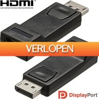 Uitbieden.nl 3: DisplayPort Male naar HDMI Female video adapter