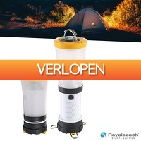 Wilpe.com - Elektra: Royalbeach camping lamp
