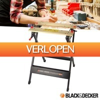 Wilpe.com - Tools: Black & Decker Workmate WM301 werkbank