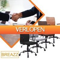 Euroknaller.nl: Comfortabele ergonomische bureaustoel