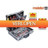 iBOOD DIY: Meister 129-delige gereedschapskoffer